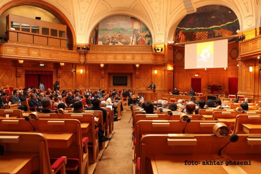 تصویری از پارلمان سوئد