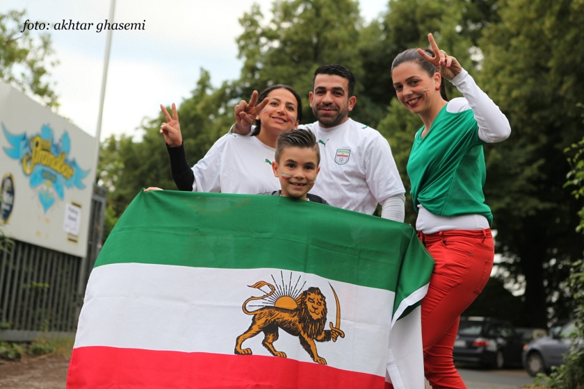 فوتبال ایران نیجریه