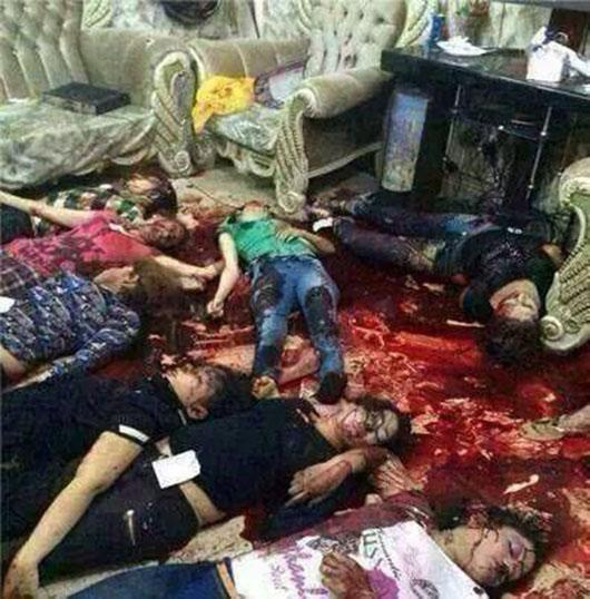 قتل عام داعش