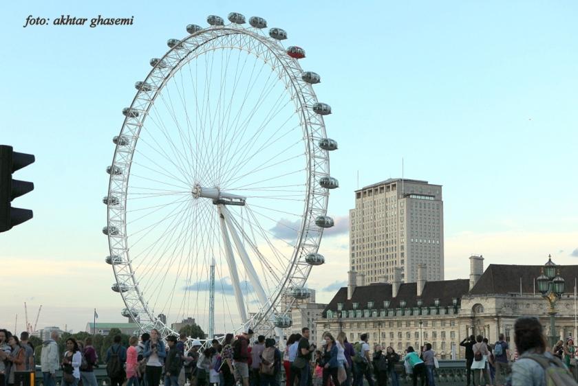 لندن آی یا چشم لندن